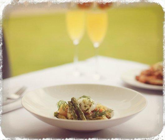 Art Gallery Food + Wine: British vegetable hash
