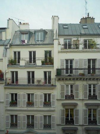 Hotel Aida Marais : VIsta dalla camera