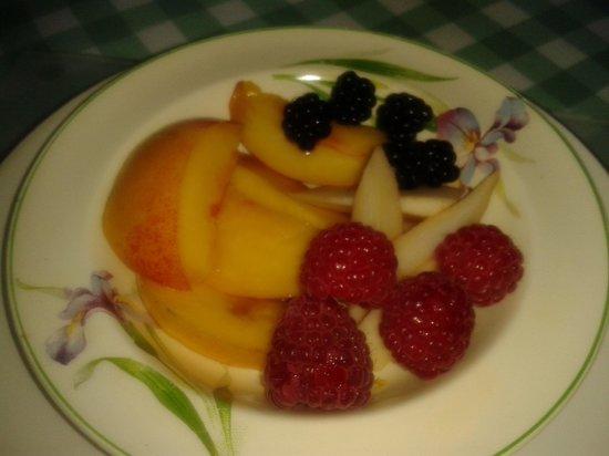 Chez Teasha : vers fruit