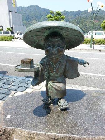 Mizuki Shigeru Museum: The path to the museum