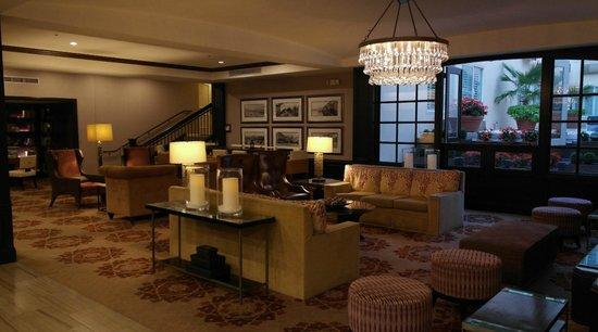 Hotel Zoe San Francisco : Lobby