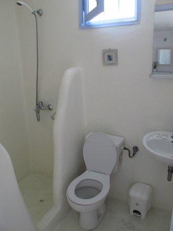 Villa Margarita Mykonos: shower