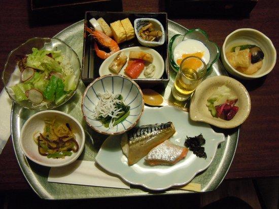 Mizu no To: Breakfast