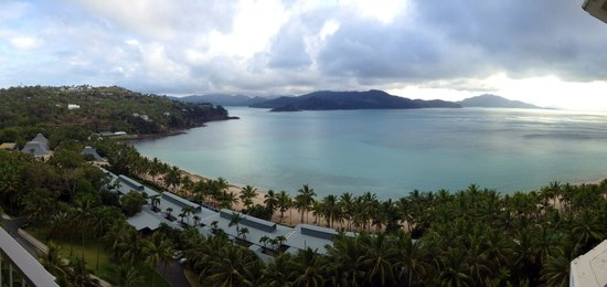 Reef View Hotel: Fantastic view from Coral Sea View