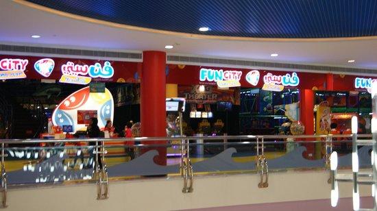 Fun City Marina Mall Abu Dhabi