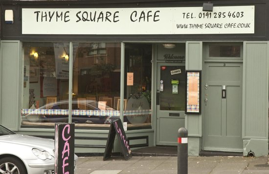 Thyme Square Cafe: cafe 4
