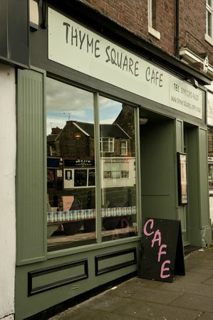 Thyme Square Cafe: cafe 3