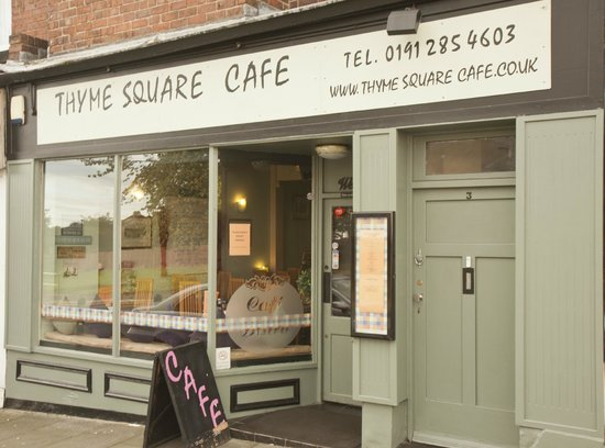 Thyme Square Cafe: Cafe 1