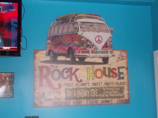 Rock House : One of a kind