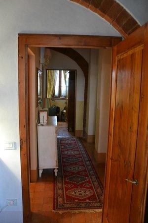 Borgo dei Cadolingi: Entre les deux chambres