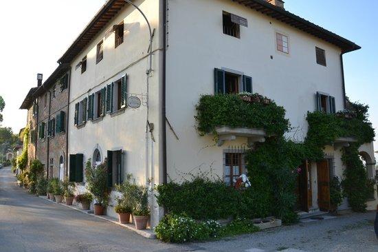 Borgo dei Cadolingi: La maison