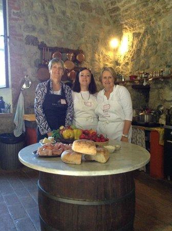 Ecco La Cucina: Three Ladies from Atlanta, Georgia!