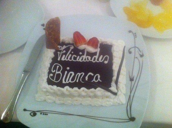 Iberostar Grand Hotel Bavaro: Geburtstag