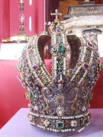 Hotel Alfonso VI: The treasury in Toledo Cathedral