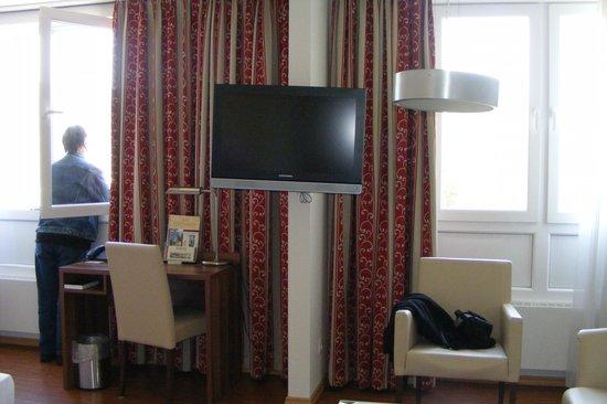 Hotel Ebertor: kamer 501