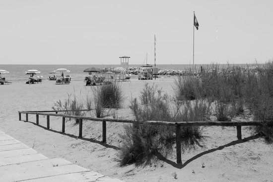Camping Enzo Stella Maris : Strand
