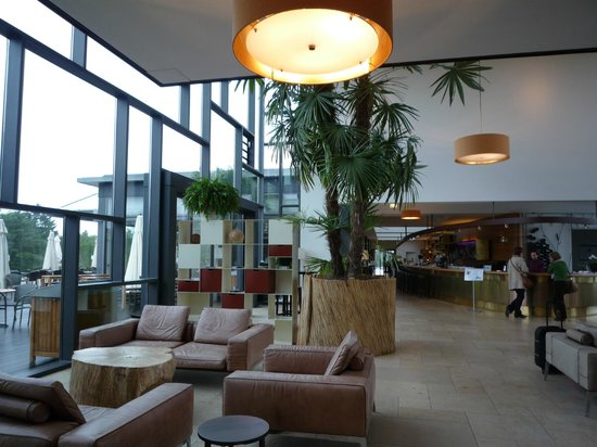Angel's - das Hotel am Golfpark: Lobby