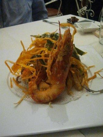 Cucina Mia: Frittura di pesce