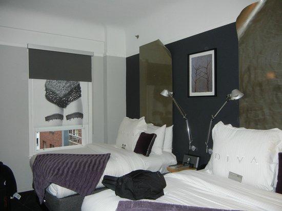 Hotel Diva: Zimmer