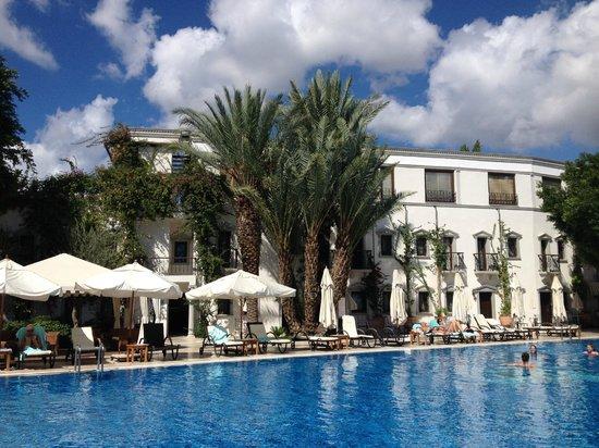Marina Vista Bodrum: Pool View