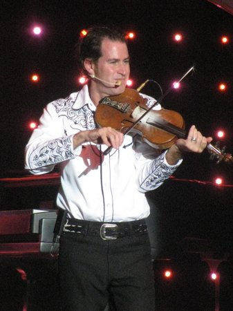 """Showboat Branson Belle: The """"Fiddler"""" was AWESOME!"""