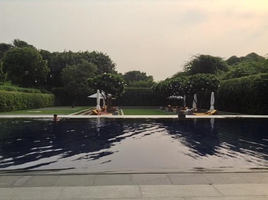 The Oberoi, New Delhi: fantastic pool