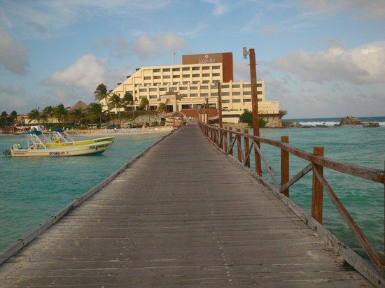 Mia Reef Isla Mujeres: Muelle