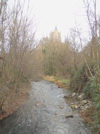 Mirador de la Pradera de San Marcos: ビューポイントから見たセゴビアのアルカサル