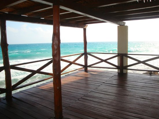 Mia Reef Isla Mujeres: Deck