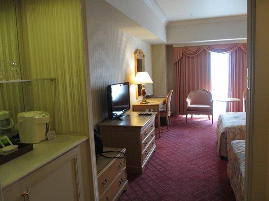 Hotel Okura JR Huis Ten Bosch : 客室