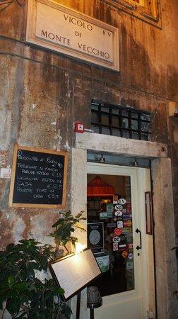 Osteria del Pegno: Un réel plaisir ce Resto