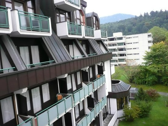AMBER RESIDENZ Bavaria: Das Hotel