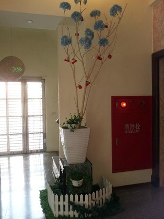 Cullinan Hotel: lobby