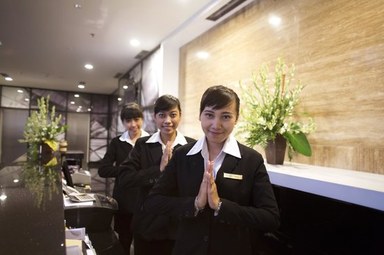 Hotel 88 Embong Malang: Friendly Staff