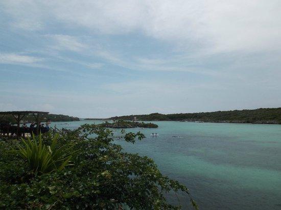 เซล-ฮา ปาร์ค: a view out of the estuary