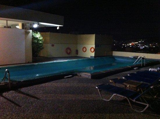 Stanley Hotel: piscina