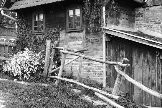 Pension Kezele: Old barn