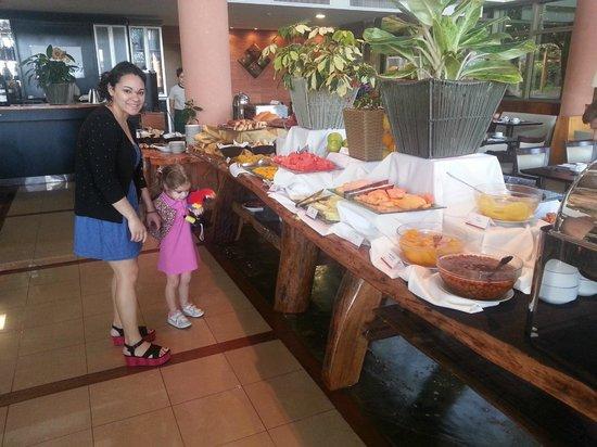 Amerian Portal del Iguazu : Desayunador. Abre desde las 6:30hs.