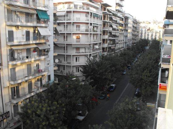 MANDRINO Hotel : view from my room