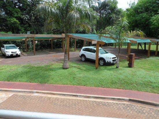 Amerian Portal del Iguazu : Estacionamiento