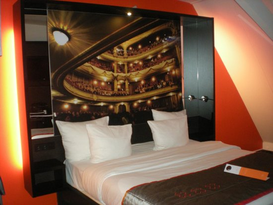 Hampshire Hotel - The Manor Amsterdam: Habitación