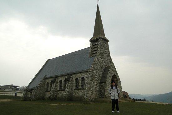 Chapelle Notre dame de la Garde: A capela