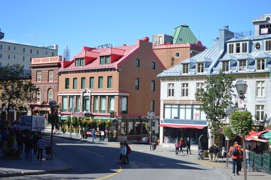 Upper Town (Haute-Ville)