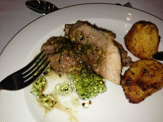 Premier Hotel Regent : Buffet evening meal - best lamb I had in an age