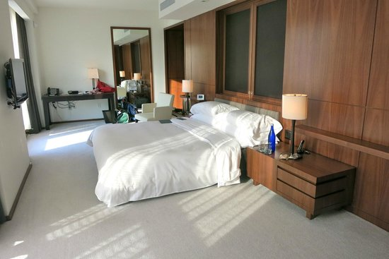 Langham Place, New York, Fifth Avenue: Loved our room