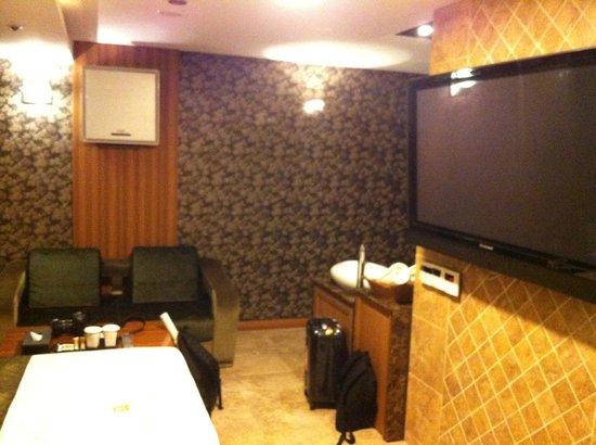Hotel Elle Inn : Room