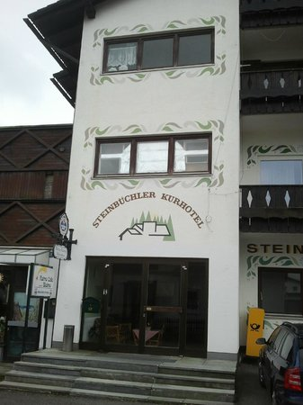 Steinbüchler Kurhotel