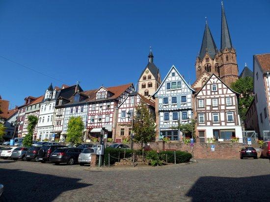 Grimmelshausen Hotel: Unterer Markt