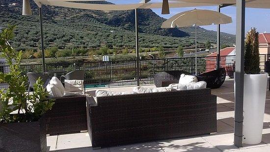 Hotel Mencia Subbetica: Preciosas vistas