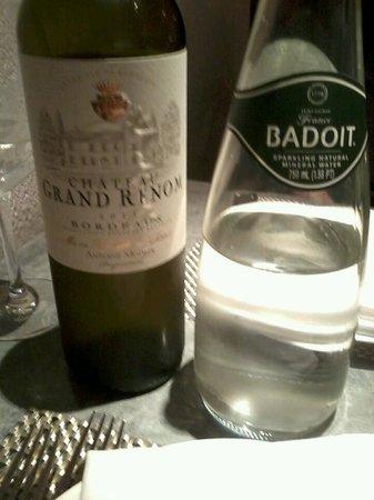 Fig & Olive : vinho branco